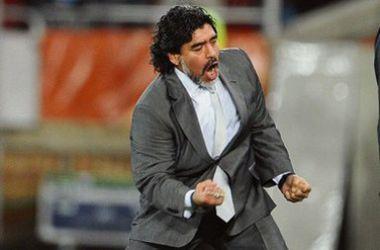 Марадона может возглавить сборную Палестины