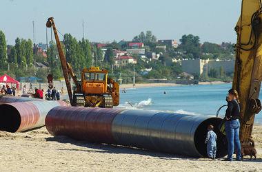 В Одессе начали работы по соединению Куяльницкого лимана с Черным морем