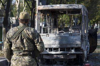 В Донецке ситуация ухудшается – слышны мощные взрывы