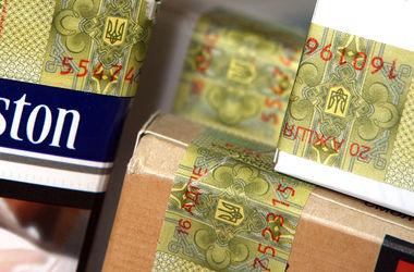 Цены на сигареты в Украине хотят поднять до 3-4 евро