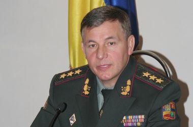 Гелетей пообещал до конца недели подготовить к зиме всех военных в зоне АТО
