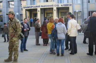 В Одессе перенесли заседание по делу Осмаева