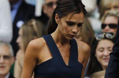 Виктория Бекхэм хранит платье с первого свидания для дочери