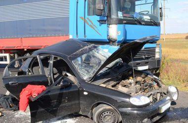 Под Киевом в страшной аварии погибла супружеская пара