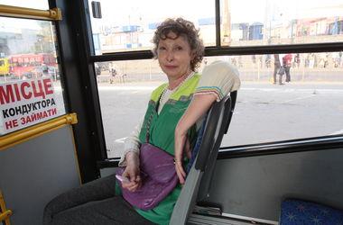 Киевский троллейбус поменяет номер, чтобы его не путали с автобусом