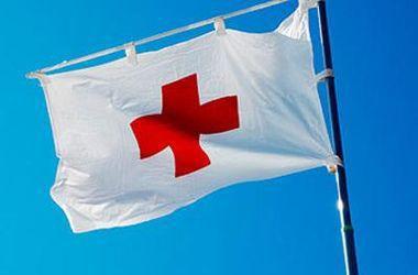 При обстреле Донецка погиб сотрудник Красного Креста