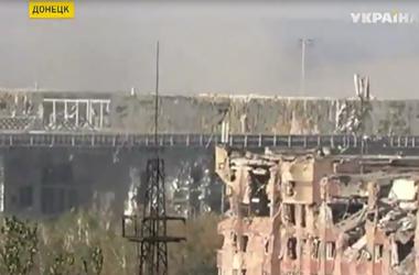 Террористы прорвались в Донецкий аэропорт, но украинские силовики их выбили обратно