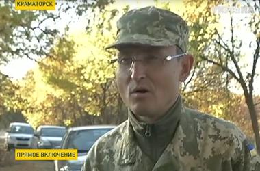 На Донбассе действует третья сторона военного конфликта