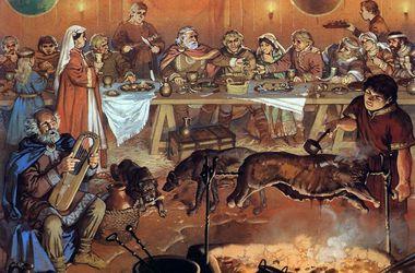 Утешение историей от Олеся Бузины: Руси веселие есть пити