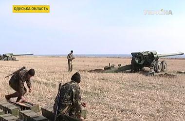 Как украинские военные учились уничтожать морской десант противника