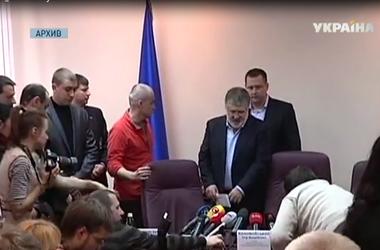 Сразу три гражданства для губернатора Коломойского