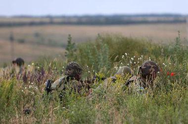 Бойцы спецбатальонов милиции ликвидировали группу российских диверсантов