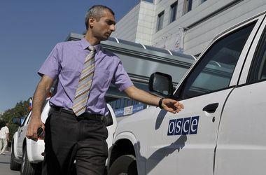 Наблюдатели ОБСЕ признали факт использования их автомобиля боевиками