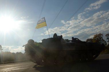 Командир бригады в зоне АТО получает зарплату 24 тыс.грн, а солдат в окопе – 8