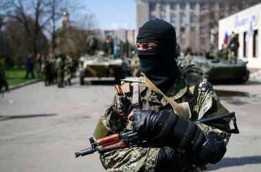Террористы в Горловке захватили типографию