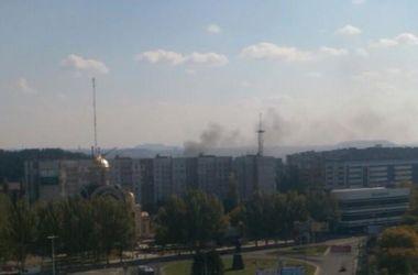 В Донецке прогремели мощные взрывы