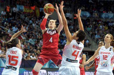 Американки выиграли баскетбольный чемпионат мира вслед за мужчинами