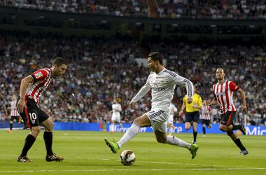 Роналду оформил 22-й хет-трик и повторил рекорд Испании