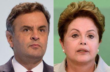 Во втором туре выборов президент Бразилии встретится с бывшим сенатором