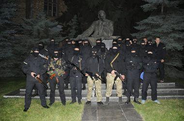 В Киеве выросло число грабежей – самообороновцы винят беженцев с Востока