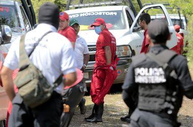 В Мексике нашли массовое захоронение при поиске пропавших студентов