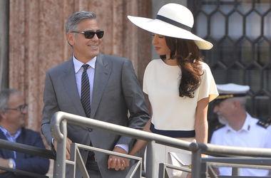 Джордж Клуни уверен, что с помощью жены сделает успешную политическую карьеру