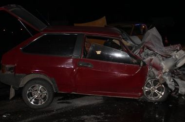 В тройном ДТП на трассе Киев-Чоп погибли два человека