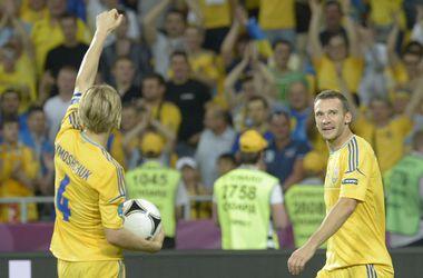 Футболисты-рекордсмены 33 труженика сборной Украины всех времен