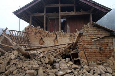 В Китае за час произошло три землетрясения