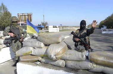 Зона АТО может быть расширена на часть Харьковской области – Деревянко