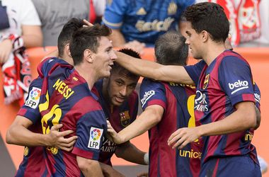 """Барселону"" могут исключить из чемпионата Испании"