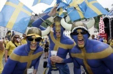 Шведские болельщики отказались играть с россиянами в поддержку Украины