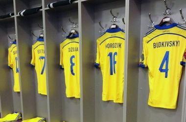 Стали известны составы на матч Беларусь - Украина