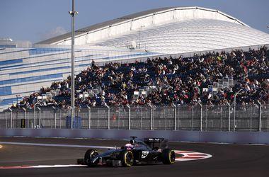 Последнюю тренировку перед Гран-при России выиграл Хэмилтон
