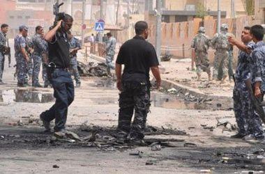 Из-за серии терактов в Багдаде погибли десятки людей