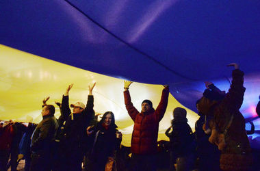 Завтра на Майдане состоится молодежная акция в поддержку участников АТО