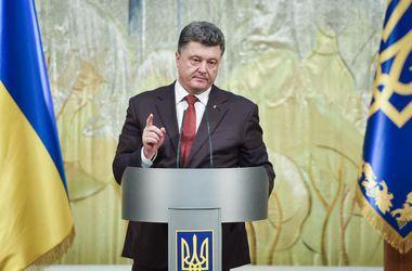 Порошенко подвел итоги перемирия в Донбассе