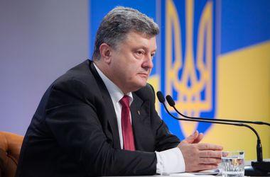 Обращение Петра Порошенко о реализации Мирного плана и укрепления обороноспособности государства (полный текст)
