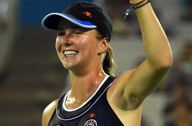 Свитолина впервые в карьере вошла в топ-30 рейтинга  WTA