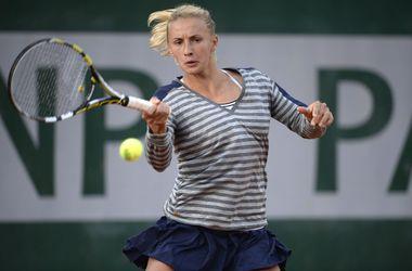 Украинка Леся Цуренко выиграла квалификацию Кубка Кремля