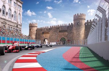 Стало известно, как будет выглядеть трасса Формулы-1 в Баку