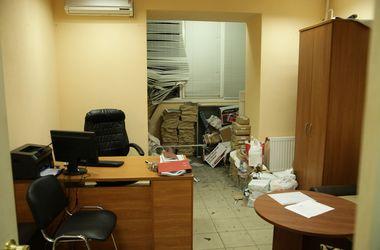 """В Одессе гранатой подорвали офис """"Батькивщины"""""""