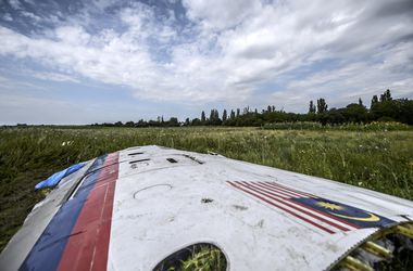 В Харьков на экспертизу прибыл груз с вещами пассажиров Боинга-777