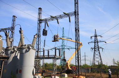 Энергетики восстановили свет в Горловке