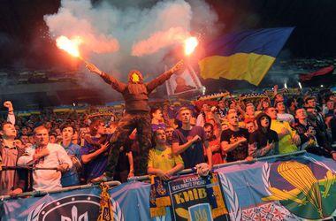 УЕФА накажет Львов за расизм, файеры и продажу алкоголя