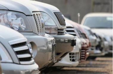 Украинцы перестали покупать б/у автомобили