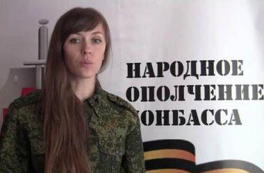 СБУ задержала женщину-боевика, которая втиралась в доверие к местным жителям, а потом расстреливала военных