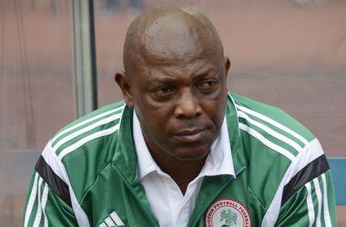 Тренер сборной Нигерии уволен после победы со счетом 3:1