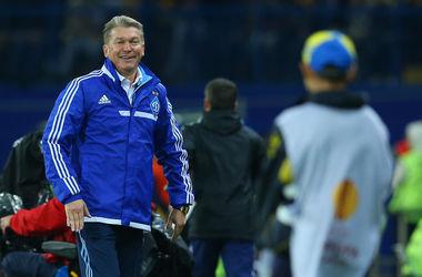 Блохин стал кандидатом в тренеры сборной Беларуси