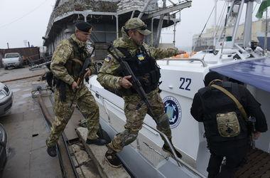 Как Мариуполь защищают со стороны моря